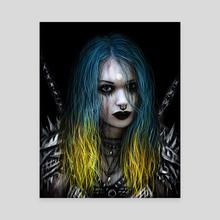 Starlight  - Canvas by Justin Gedak