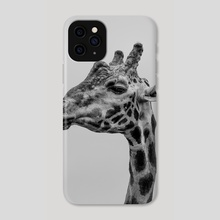 look at me! - Phone Case by Ferdy Marnez