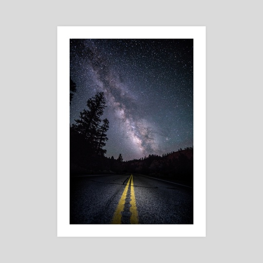 bryce canyon road by Lauren Scornavacca