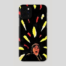 The Shout Revisited - Phone Case by Anthony Knott