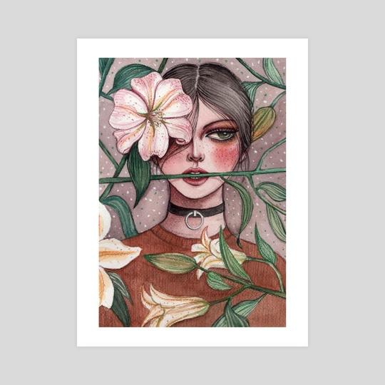 Lily by Hong-Van