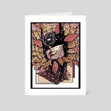 Camazotz - Art Card by Topher Petsch