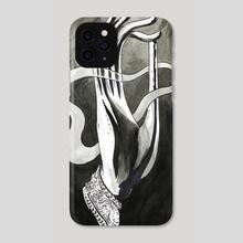 Mudra - Phone Case by Aaron J.W. Bagley