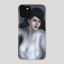 Madame D - Phone Case by Elizabeth Wakou