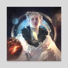 Oracle - Monolith:Nexus - Canvas by J A D