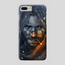 Not so cold - Phone Case by Ssara P. Selvik