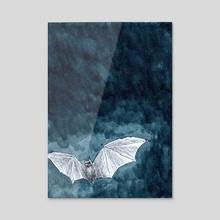 Dracula - Acrylic by Galeria Ginkgo