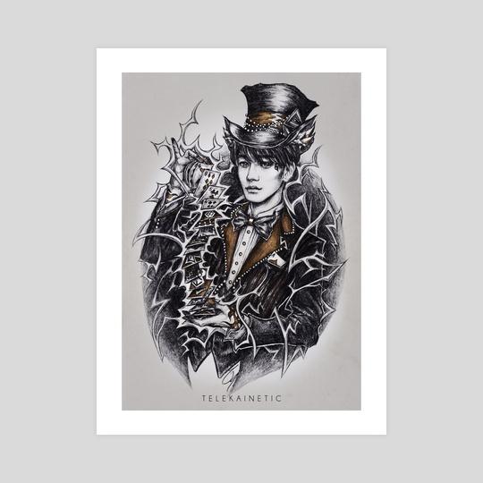 Dark Circus: Magician by Tiffany D