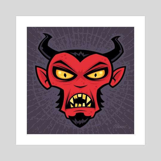 Mad Devil by John Schwegel
