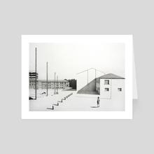 Common Place #2 - Art Card by Henrique  de França