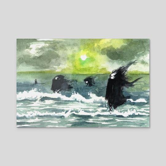Tide Ghosts by Rowan Fridley