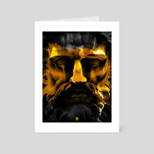 Midas' Greed - Art Card by Insanity Saint