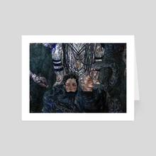Trust In Me - Art Card by Nadaن