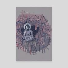 Home - Canvas by Paskalina Kinanthi