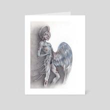 Metamorphosis - Art Card by Caeles
