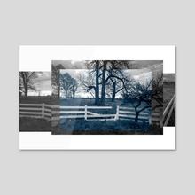 Dayspring - Acrylic by Adam Fakult