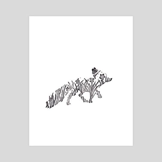 Flora Fox by Kai Hernandez