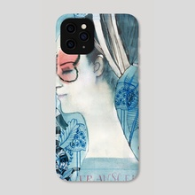 Transcend - Phone Case by Rebecca Bradley