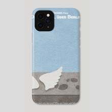 Der Himmel uber Berlin - Phone Case by Deniz Akerman