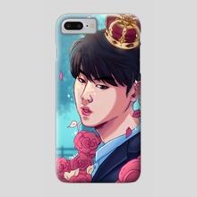 Prince SeokJin - Phone Case by Seulin M.