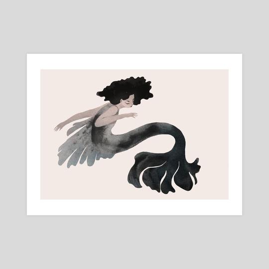 Mermaid by Nicole Xu