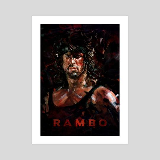 Rambo by Dmitry Belov