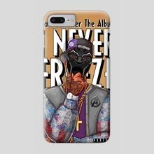 I never Freeze - Phone Case by Ephrem Rokk