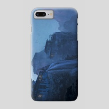 Brotherhood's Abbey - Phone Case by Chris Ostrowski