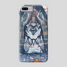 Head II - Phone Case by Lee Kraft