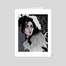 Yasha - Art Card by Ana Critchfield