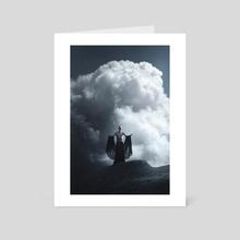 L'Oracle - Art Card by Maéna Paillet
