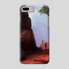Adventure - Phone Case by Rachel Cronk