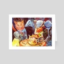 sposa - Art Card by Yulia Fox