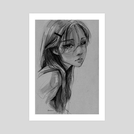 the girl by lekkiti