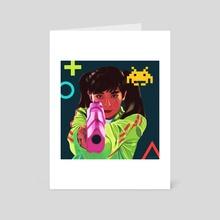 Seulgi Selfish MV - Art Card by Kirsten Jamilla