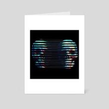 Scanner (v1) - Art Card by Noctem_lg  / Laury Guintrand