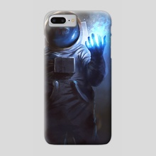 Astronaut Wizard - Phone Case by Jordan Grimmer