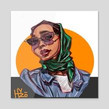 Shade - Acrylic by HYZO