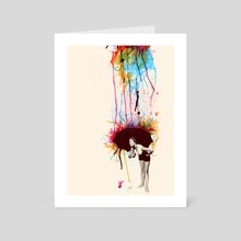 Colorblind - Art Card by Matheus Lopes