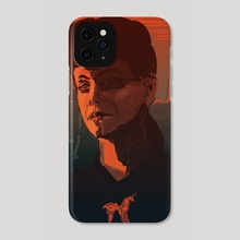 Rachael - Phone Case by Rafał Rola