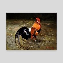 CUADROS0242 - Canvas by Jose Castro Dopico