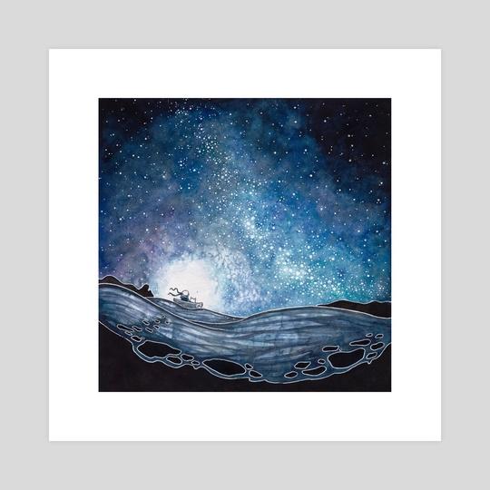 Milky Way by nat zufall