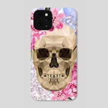 Fancy Skull - Phone Case by Alexandre Ibáñez