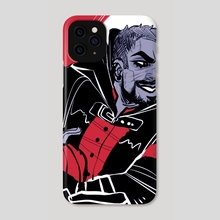 The Pumpkin King - Phone Case by Roxy Urquiza Flores