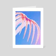 Sans titre-15 - Art Card by Louis Séguin