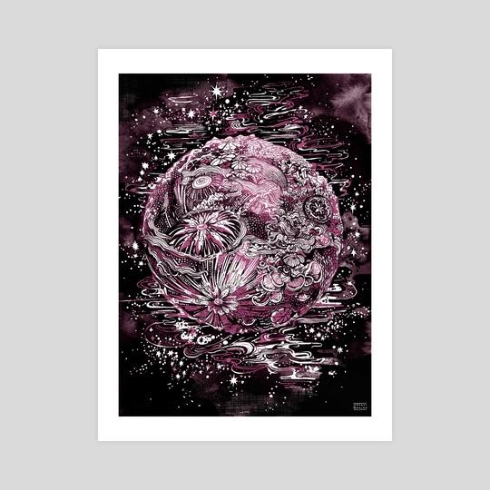 Strange Moon by Jacqui Oakley