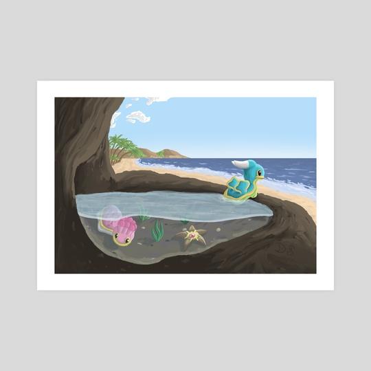 Coastal Vibes by Daniel Swain
