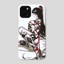 Shibari - Phone Case by Yona Saura