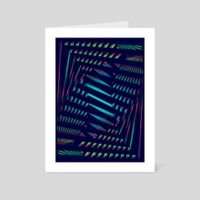 Dusk - Art Card by Falcao Lucas