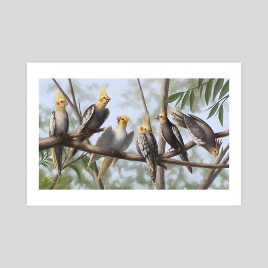 Cockatools by Laura Ernzen